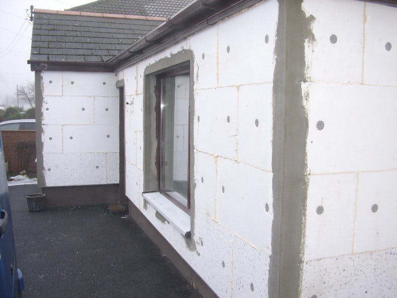 Exterior Solid Wall Insulation