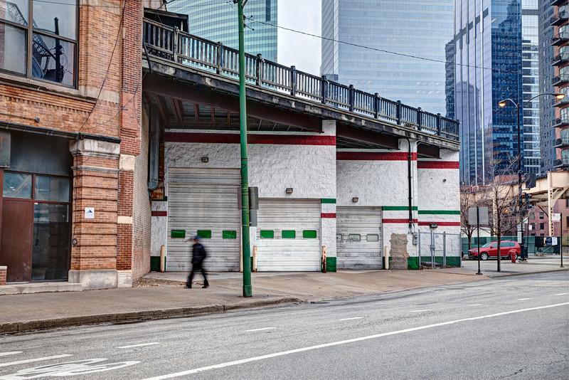 Near-empty side street