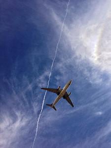 Plane bluer