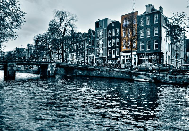 Amsterdam canal remix