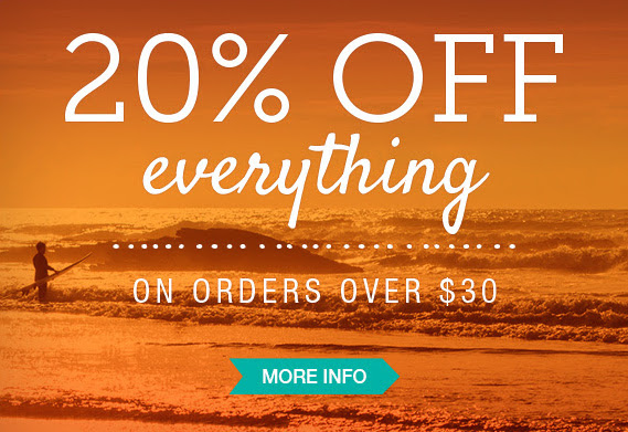 20% off all t-shirts at Never Settle Apparel