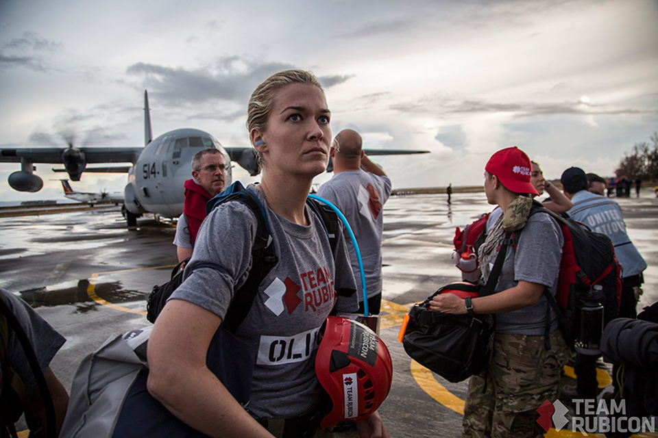 Team Rubicon sends team Philippines