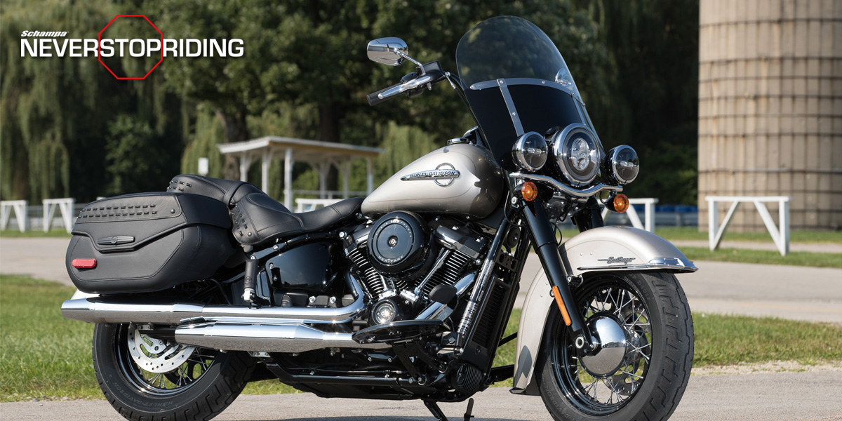 Harley Davidson shows off new 2018 Softail models - NeverStopRiding