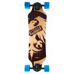 2013 Never Summer Motive Longboard