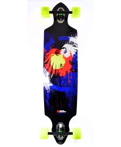 2013 Never Summer Tyrant Longboard