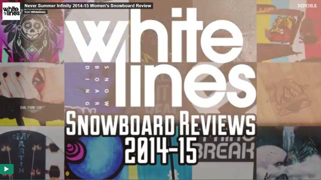 Whitelines Infinity