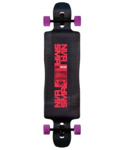 2015 Never Summer Hooligan Longboard