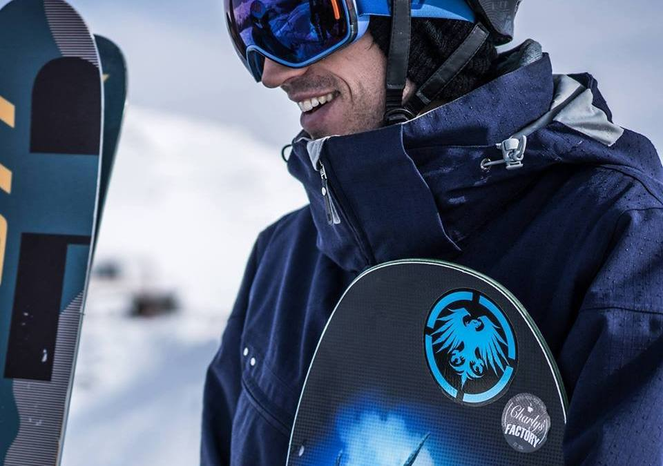 Leon Butler New Zealand Winter 2016 GoPro Edit