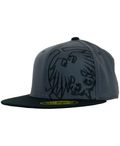 Cropped Eagle Flexfit 210 Fitted Cap