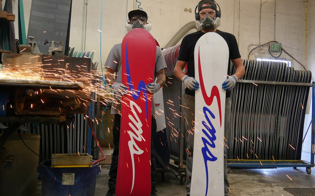 NS Factory Built – SIMS Snowboards