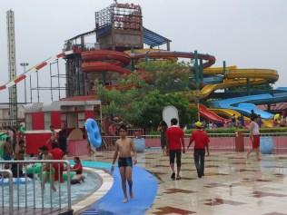 Water Park At Jurasik Park Sonipat