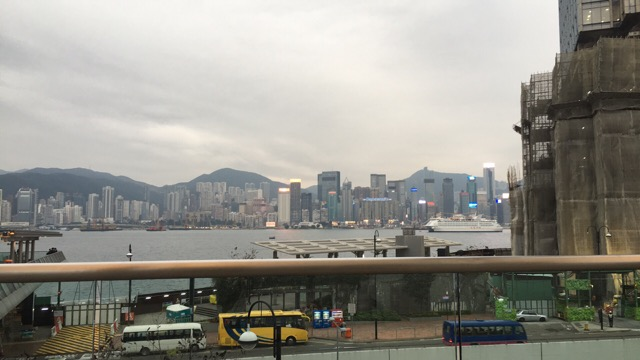 Kowloon Day 1 | Part of the Hong Kong Harbor | Never to old to travel | Gary House