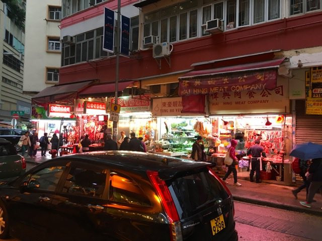 Shops of Hong Kong | Never to old to travel | Gary House