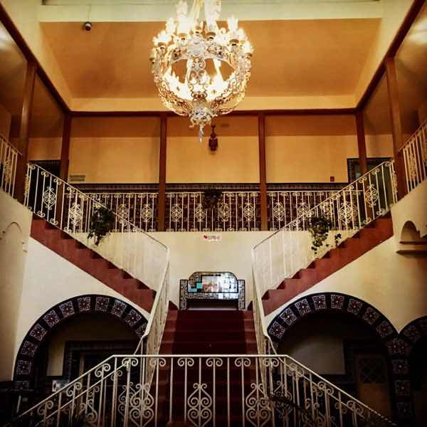 inside-rosarito-beach-hotel-spa | Never to Old to Travel | Gary House