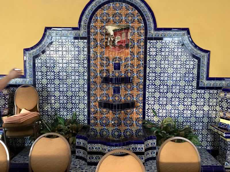 rosarito-beach-hotel-tile-1 | Never to Old to Travel | Gary House