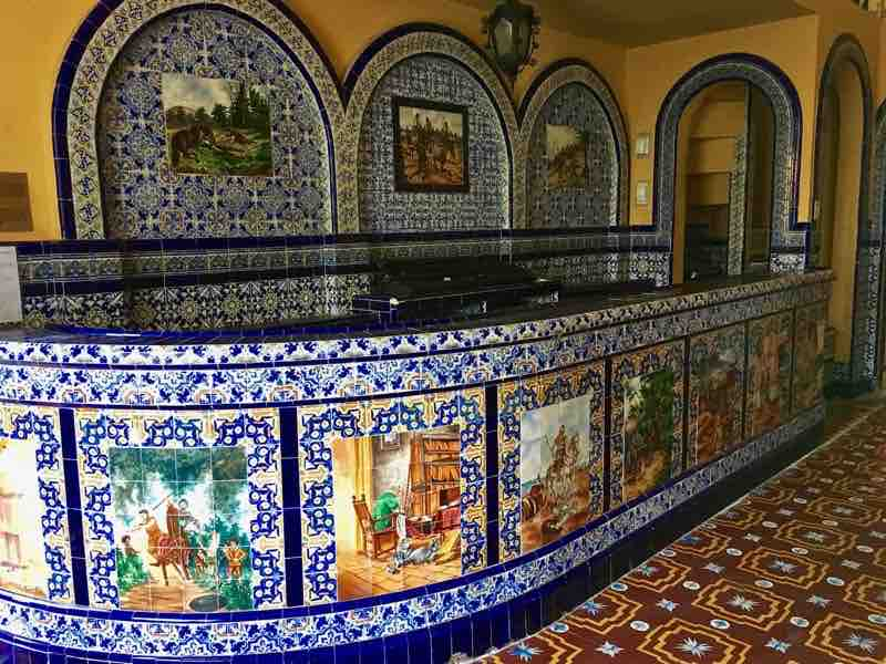 rosarito-beach-hotel-tile-5 | Never to Old to Travel | Gary House