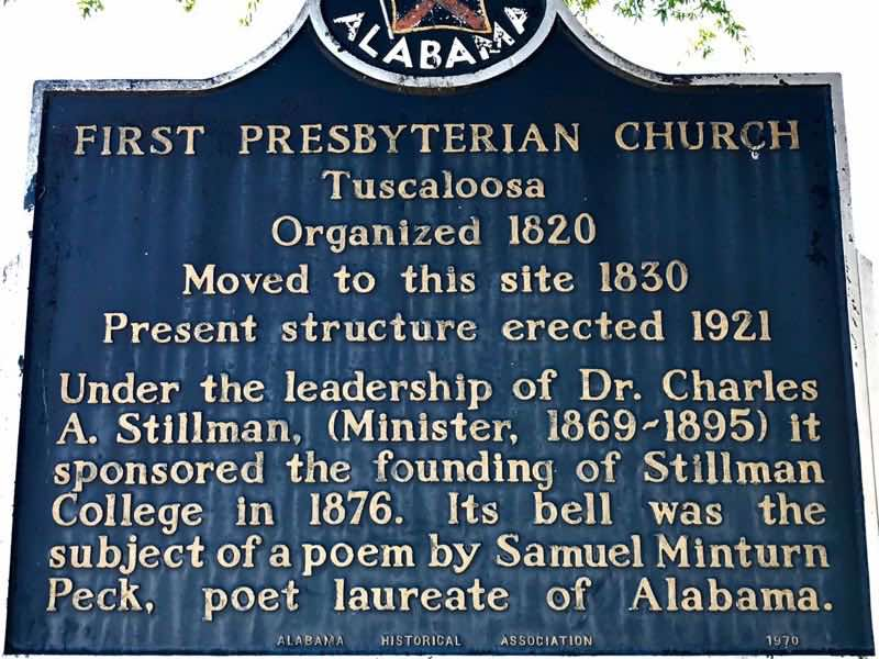 First Presbyterian Church 1921 | nevertooldtotravel.com | Gary House