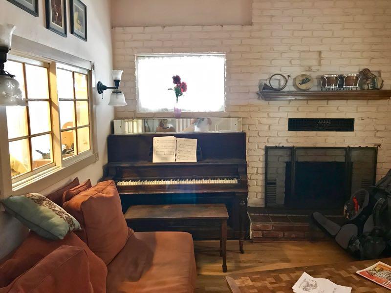 Common room - Hostel Obispo - San Luis Obispo | Nevertooldtotravel.com | Gary House