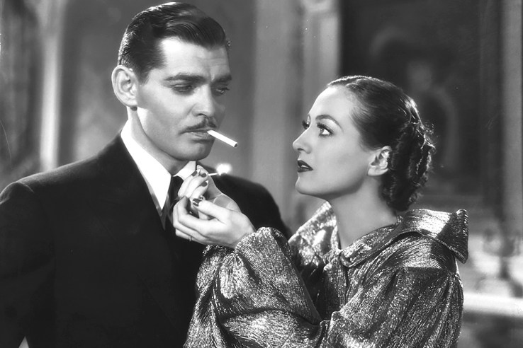 Clark Gable Joan Crawford