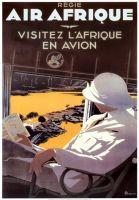 Air Afrique poster