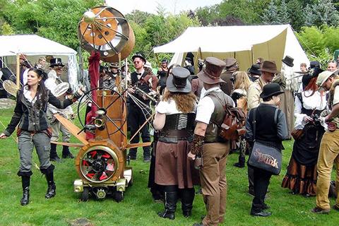 Elf Fantasy Fair Arcen Netherlands