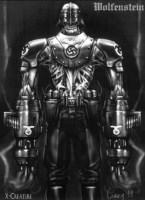 Wolfenstein concept art