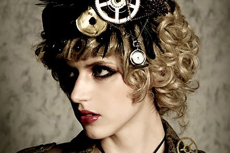 hNAOTO steampunk fashion