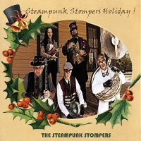 Steampunk Stompers Holiday