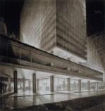 Lever House New York by Hugh Ferriss