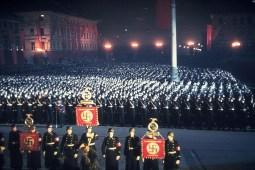SS troops in Munich Germany