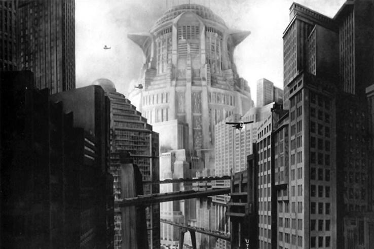 Metropolis Tower of Babel