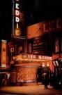 Eddie bar New York at night 1946
