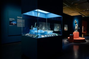 British Museum Sunken Cities Egypts Lost Worlds exhibit