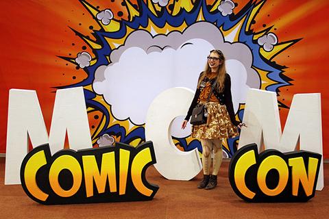 MCM Comic Con Belgium Brussels