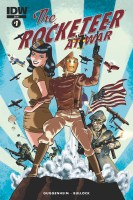 The Rocketeer at War