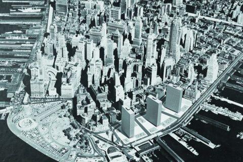 Battery Park Apartments New York design