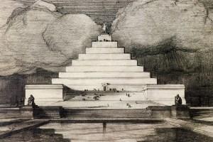 Lincoln Memorial design