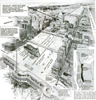 New York East River reclamation plan