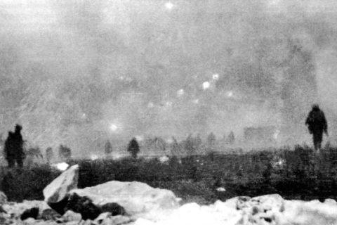British soldiers in World War I