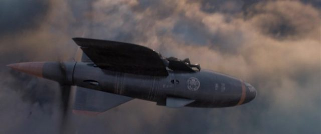 Captain America: The First Avenger Parasit flying bomb
