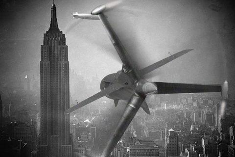 Hydra Parasit flying bomb