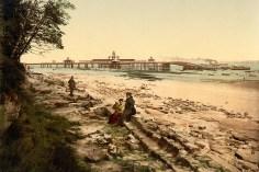 The New Brighton Pier, New Brighton, England, circa 1890-1900 (Library of Congress)