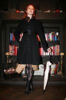 Steampunk winter fashion