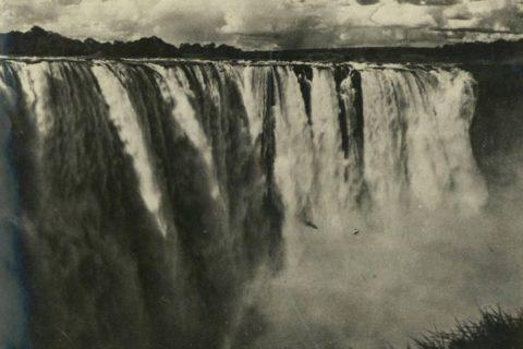 Victoria Falls Rhodesia