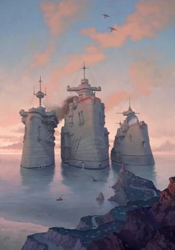 Waldemar von Kozak artwork