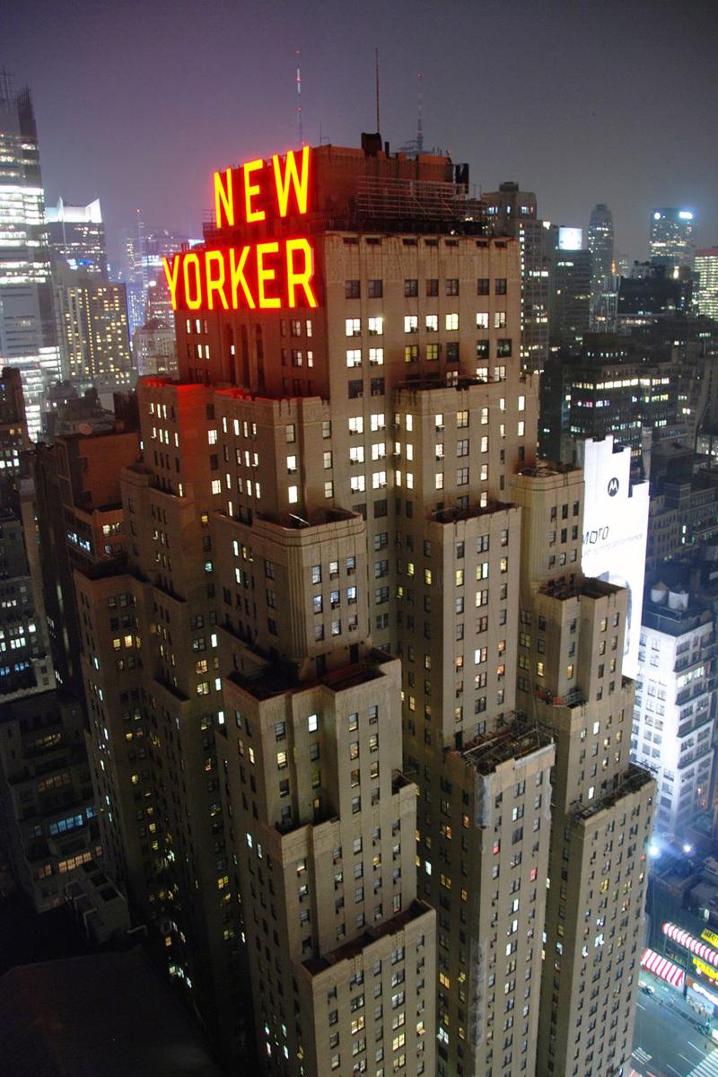 Wyndham New Yorker Hotel New York