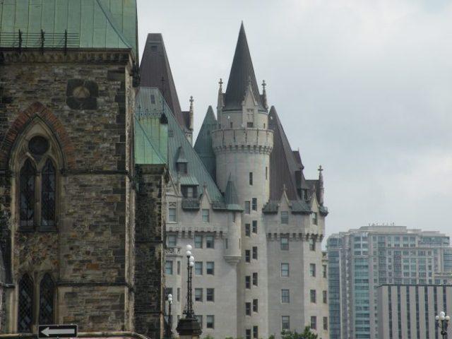 Château Laurier Ottawa Canada