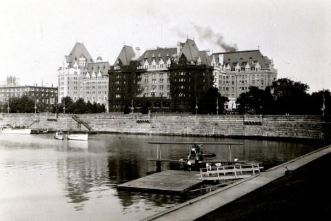 The Empress Victoria Canada