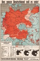 1923 Germany map