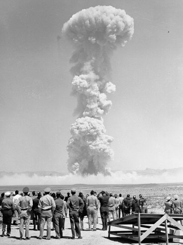 1955 nuclear weapons test